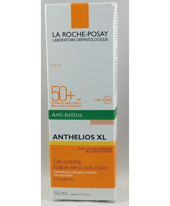 ANTHELIOS XL SPF- 50+ GEL CREMA TACTO SECO CON COLOR  50 ML