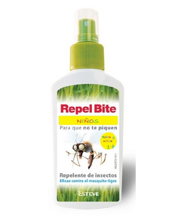 REPELBITE NIÑOS SPRAY 100 ML