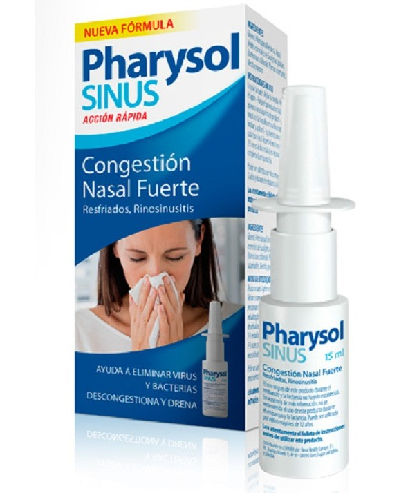 PHARYSOL SINUS 15 ML