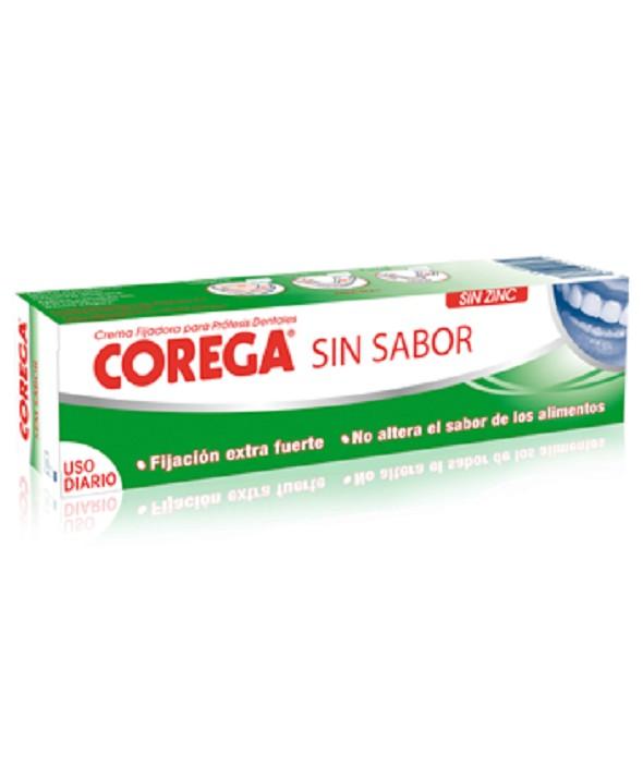 COREGA FIJADOR SIN SABOR 70 G