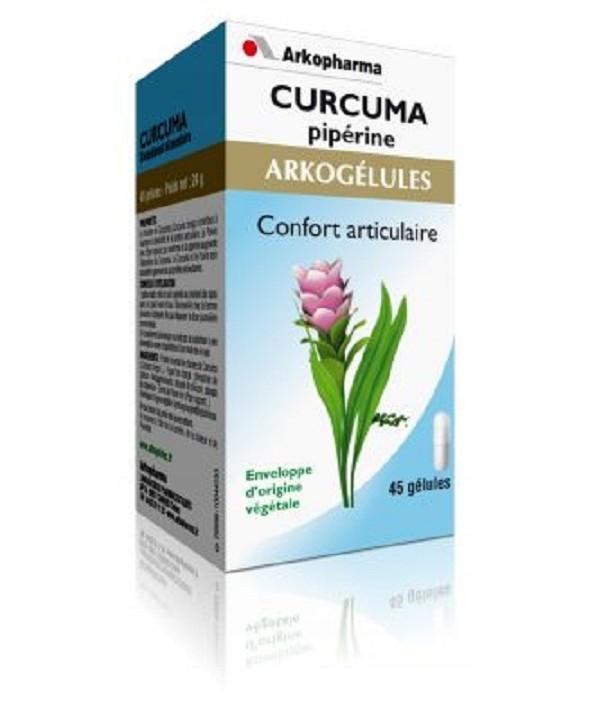 ARKOCAPSULAS CURCUMA 45 CAPSULAS