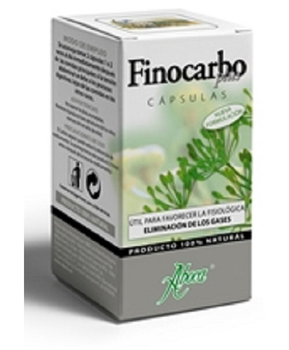 FINOCARBO PLUS 50 CAPSULAS
