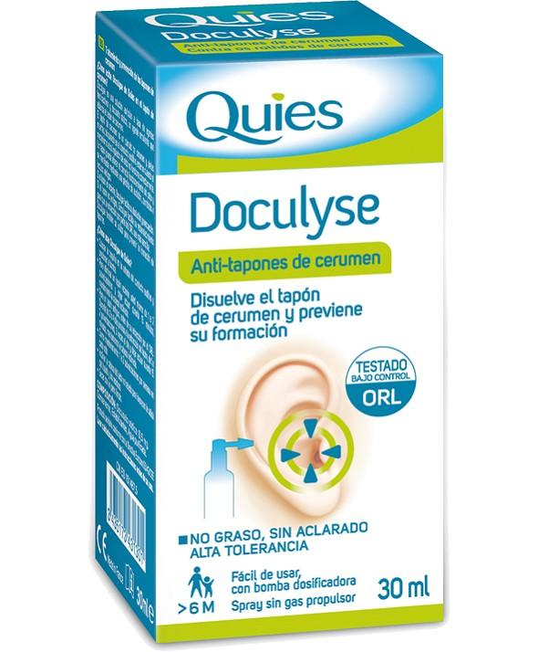 DOCULYSE SPRAY ANTITAPONES 30 ML