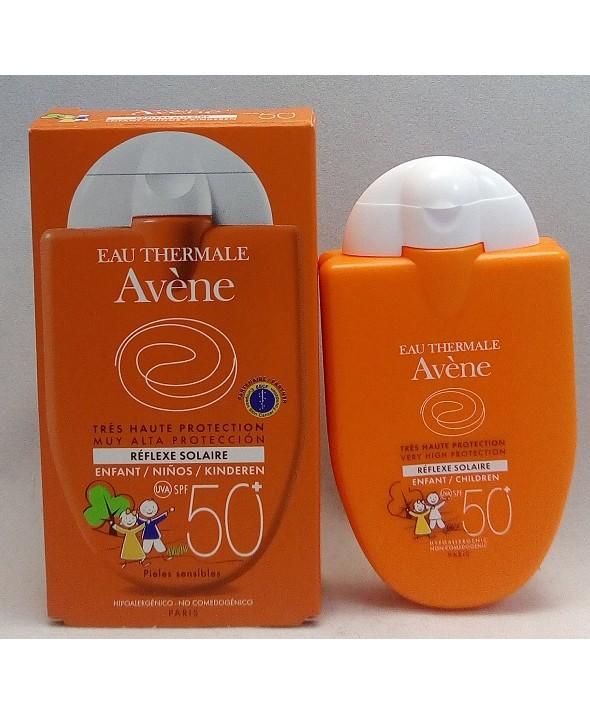 AVENE SPF 50+  REFLEXE SOLAIRE NIÑOS 30 ML