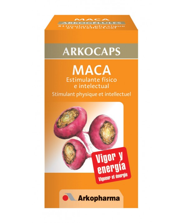 MACA ARKOCAPS 225 MG 45 CAPS