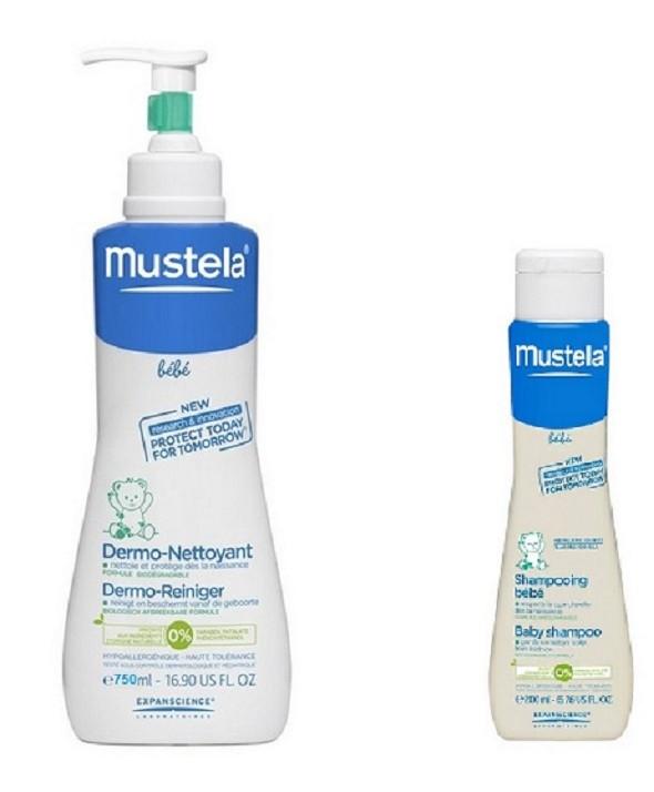Mustela bebe gel de ba o suave cuerpo y pelo 750 ml - Mejor gel de bano para bebes ...