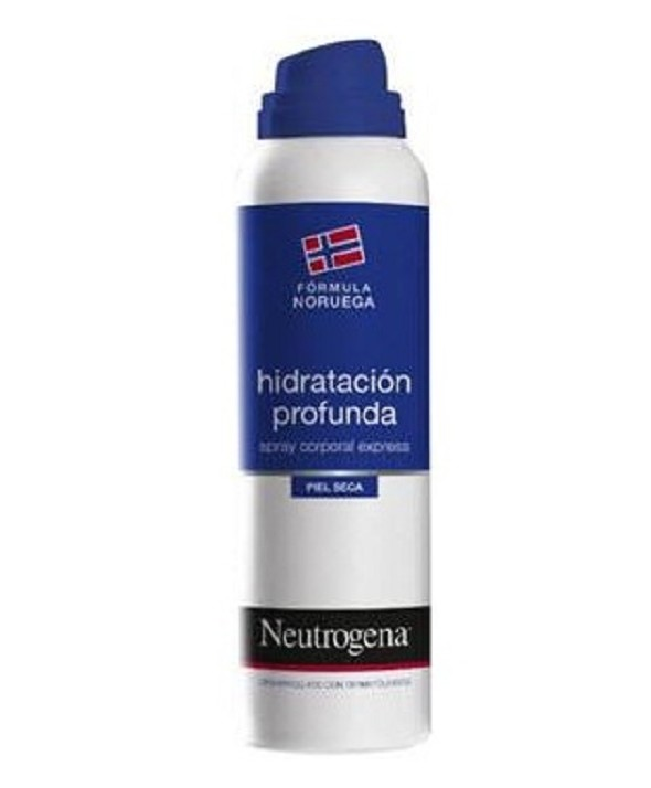 NEUTROGENA HIDRATACION PROFUNDA SPRAY EXPRESS 200 ML
