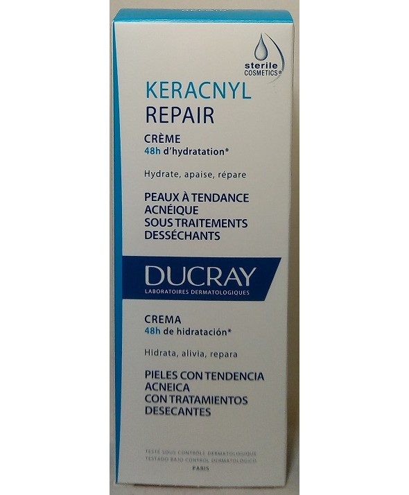 KERACNYL REPAIR CREMA DUCRAY 50 ML