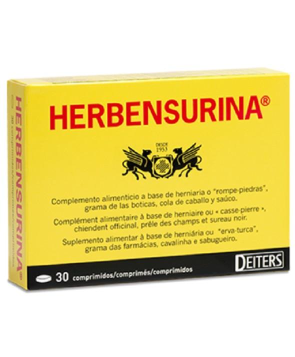 HERBENSURINA RENAL 30 COMPRIMIDOS