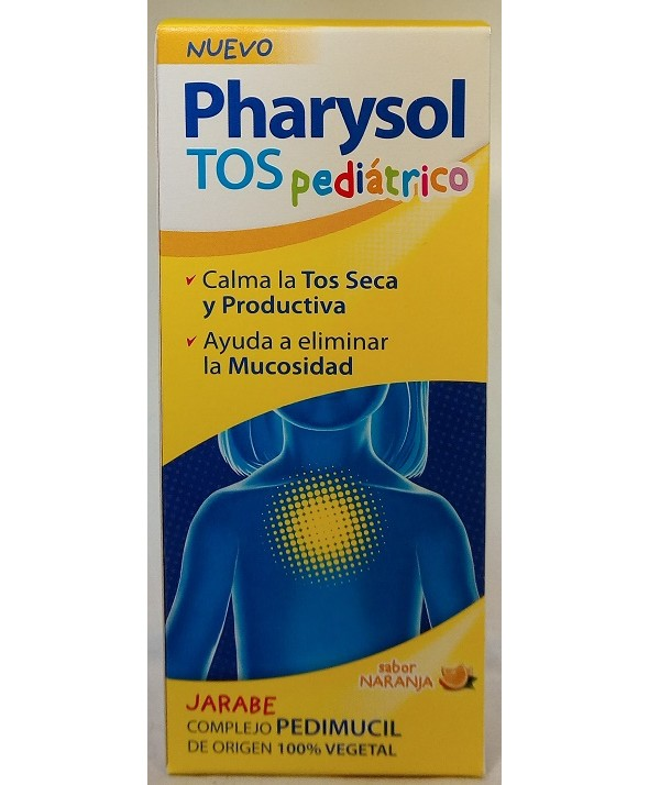 PHARYSOL TOS PEDIATRICO 175 ML