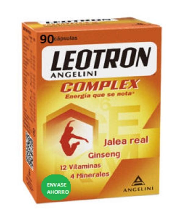 LEOTRON COMPLEX 90 CAPS