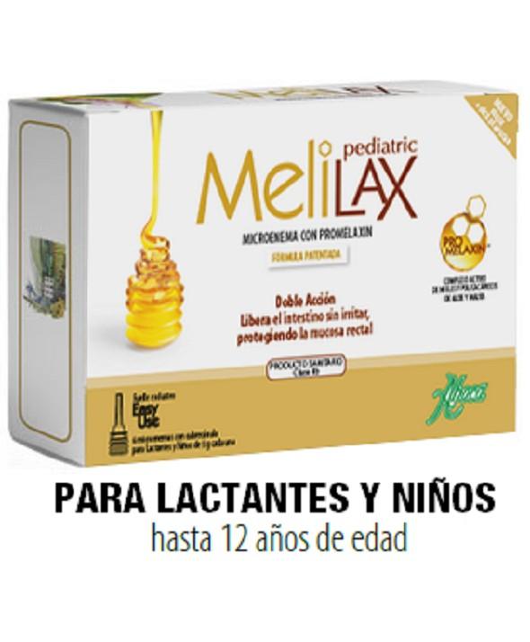 MELILAX PEDIATRICO 6 MICROENEMAS