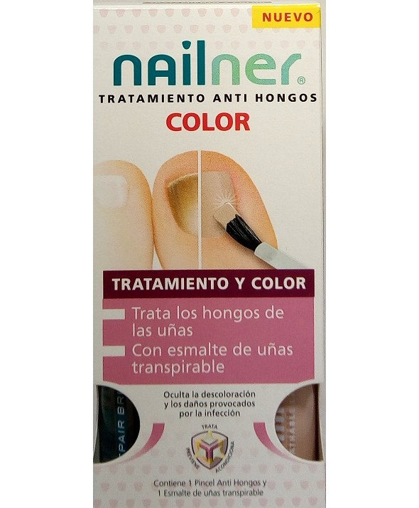NAILNER PINCEL ANTIHONGOS COLOR 5 ML