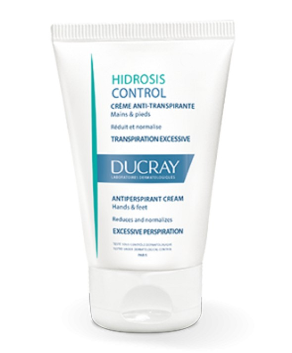DUCRAY CREMA ANTITRANSPIRANTE PIES Y MANOS 50 ML