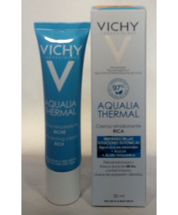 VICHY AQUALIA THERMAL PIEL SECA Y SENSIBLE 40 ML