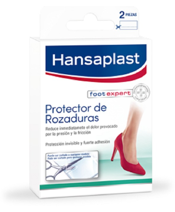 HANSAPLAST ROZADURAS HIDROCOLOIDE RECORTABLE