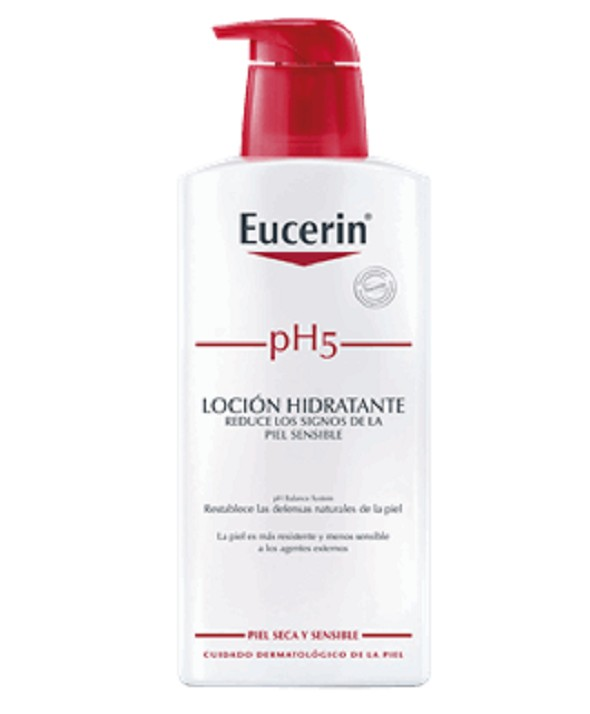 PH5 EUCERIN PIEL SENSIBLE LOCION 400 ML