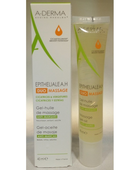EPITHELIALE AH DUO MASSAGE 100 ML