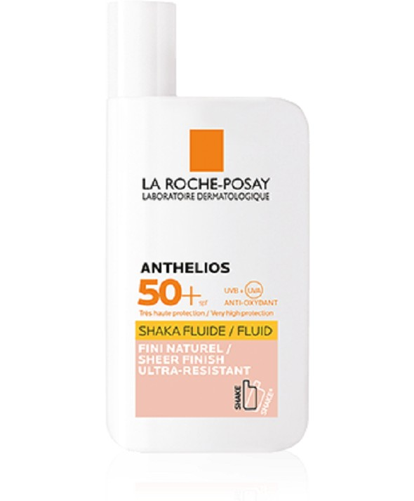 ANTHELIOS SPF- 50+ SHAKA FLUID COLOR LA ROCHE 50 ML