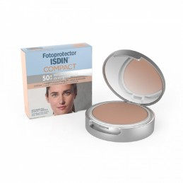 FOTOPROTECTOR ISDIN EXTREM SPF-50 MAQUILLAJE COMPACTO ARENA