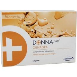 DONNAPLUS OILNAGRA 60 PERLAS