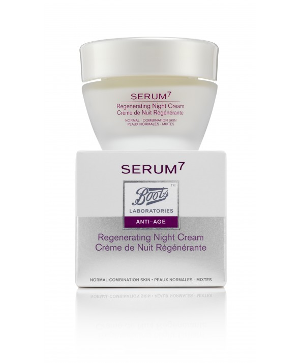 SERUM7 ANTIAGE CREMA DE...