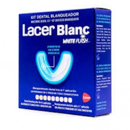 KIT DENTAL BLANQUEADOR LACER BLANC WHITE FLASH