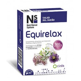 EQUIRELAX 30 COMPRIMIDOS