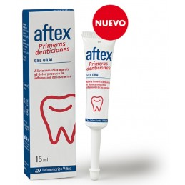 AFTEX PRIMERAS DENTICIONES...