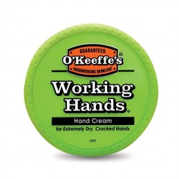 O´KEEFFE´S WORKING HANDS...