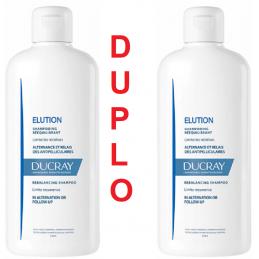 DUPLO CHAMPU ELUCION 2 X...