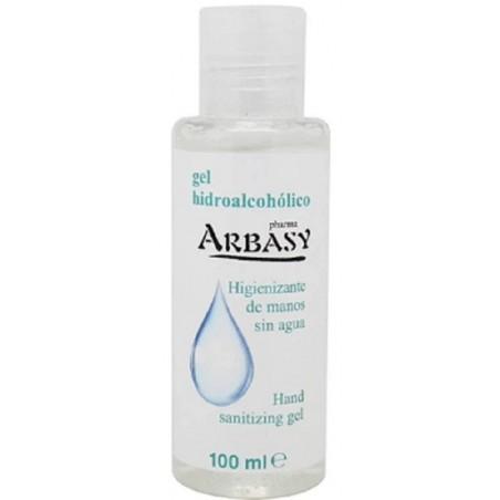 ARBASY GEL HIDROALCOHOLICO DE MANOS 100 ML