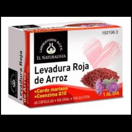 LEVADURA ROJA DE ARROZ 60...