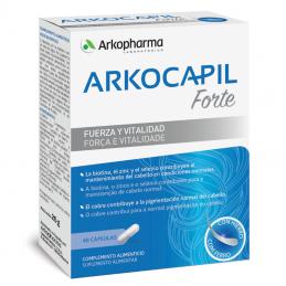 ARKOCAPIL FORTE 60 CAPSULAS