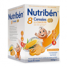 NUTRIBEN 8 CEREALES CON UN...