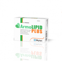 ARMOLIPID PLUS 30 COMP