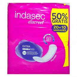 INDASEC DISCREET EXTRA 20 +...