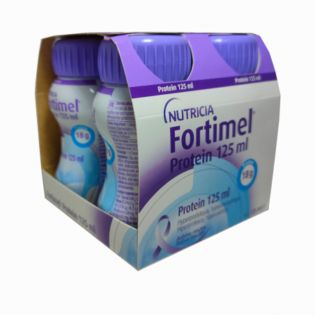 FORTIMEL PROTEIN SABOR NEUTRO 4 BOTELLAS 125 ML