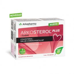 ARKOSTEROL PLUS 30 CAPSULAS