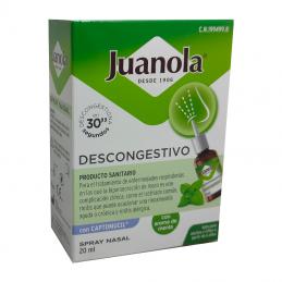 JUANOLA SPRAY DESCONGESTIVO...