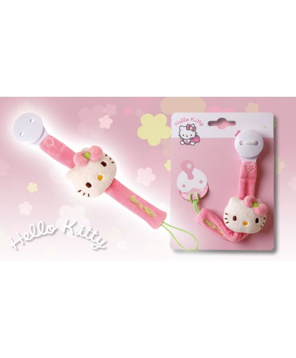 CADENA CHUPETE HELLO KITTY...