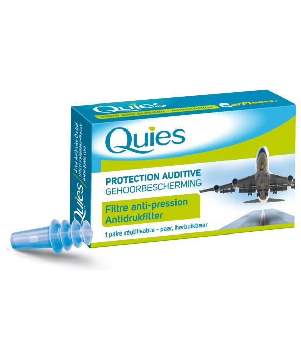 QUIES EARPLANES PROTECCION...