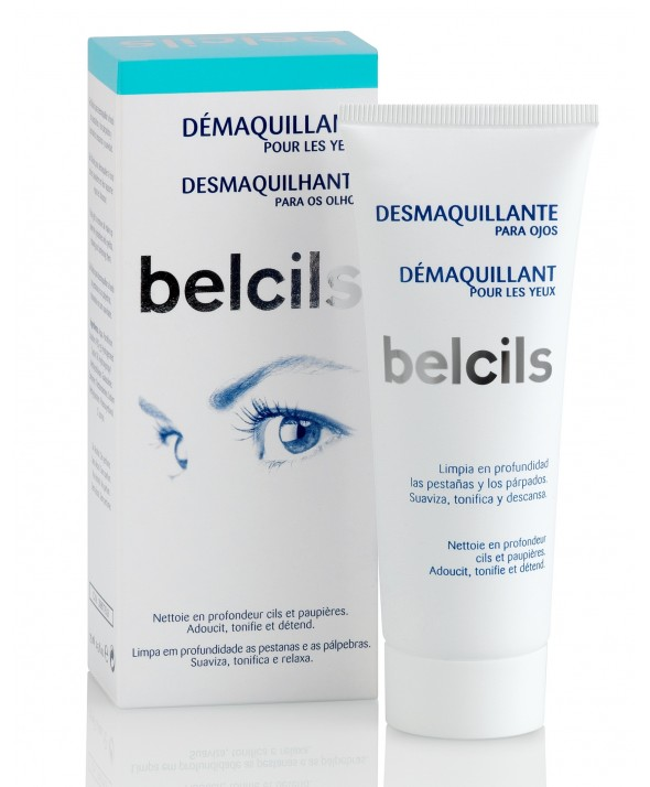 BELCILS GEL DESMAQUILLANTE OJOS GEL 75 ML