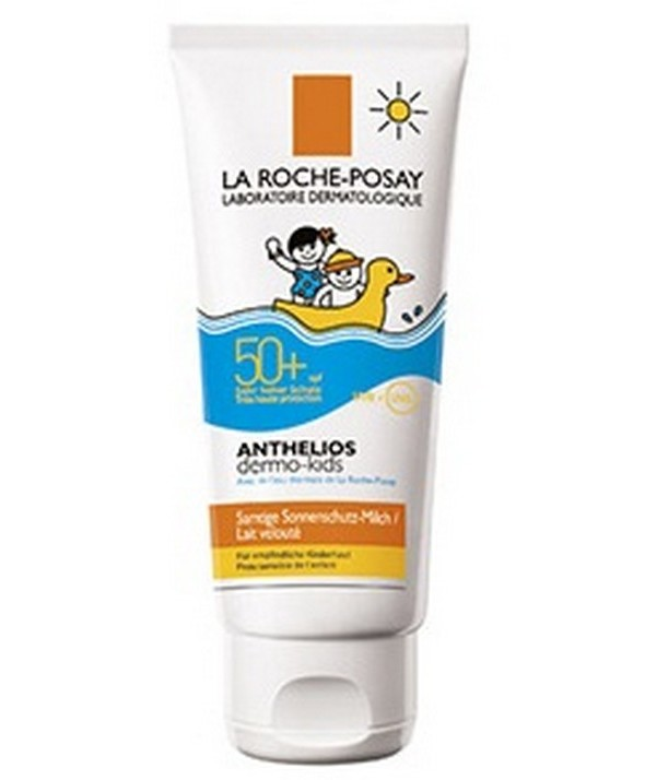 ANTHELIOS SPF- 50+ DERMOPEDIATRICS LECHE 100 ML