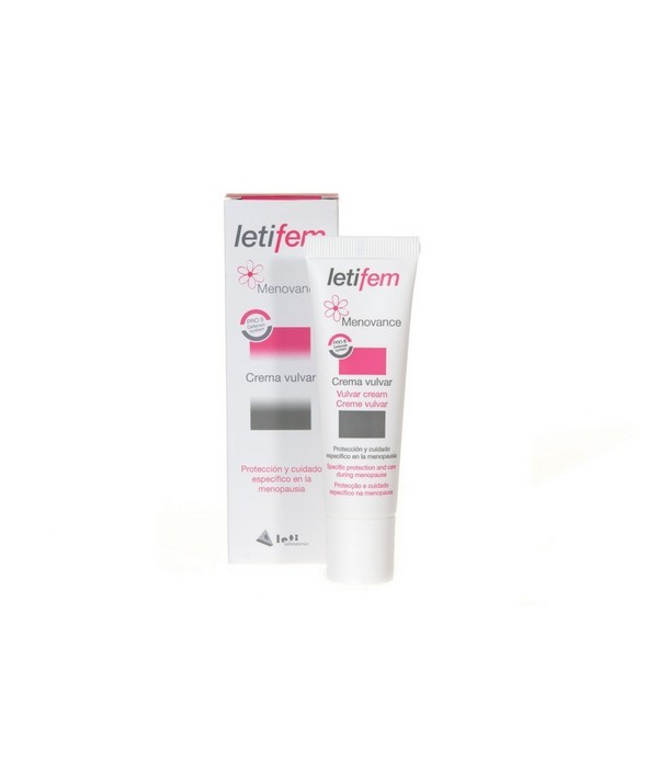 LETIFEM PEDIATRIC CREMA VULVAR 30 ML