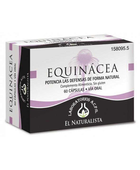 EQUINACEA 60 CAPS EL NATURALISTA
