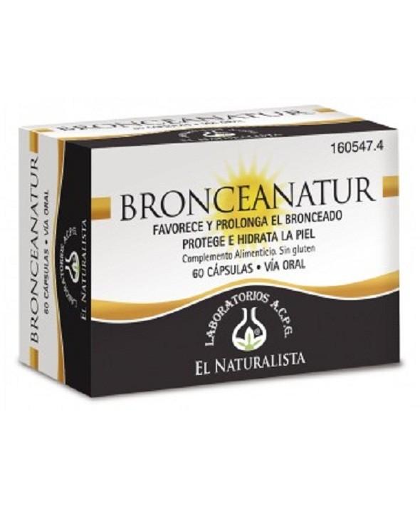 BRONCENATUR EL NATURALISTA 60 CAPSULAS