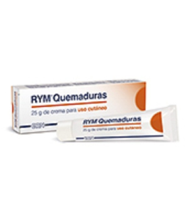 RYM QUEMADURAS CREMA 25 G