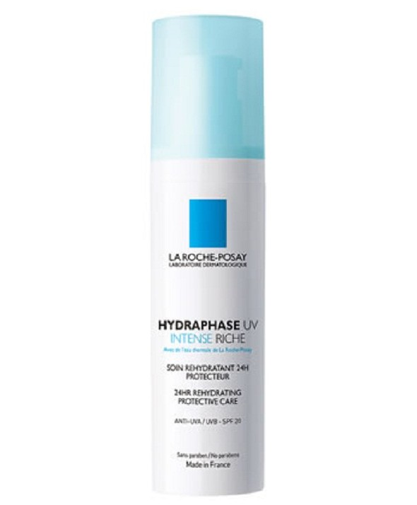 HYDRAPHASE UV INTENSE RICHE LA ROCHE POSAY 50 ML