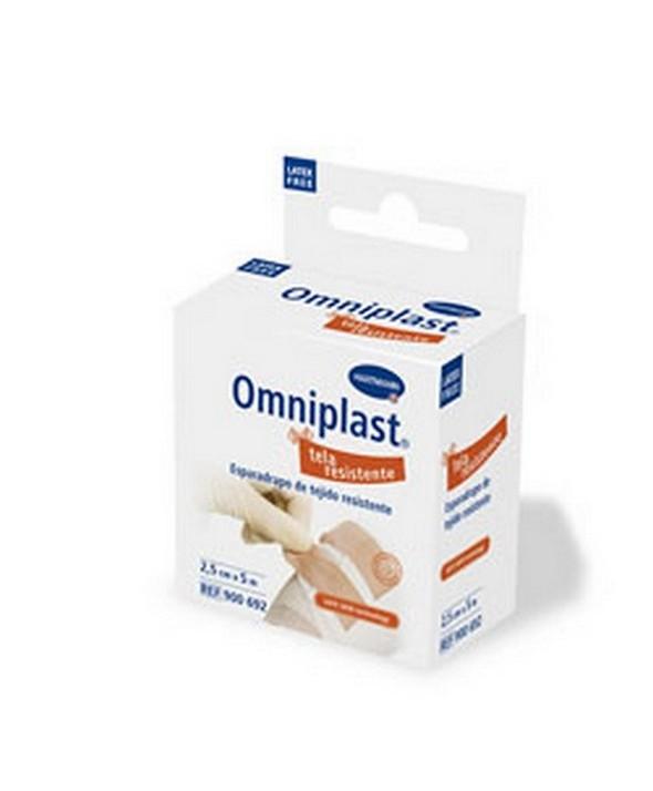 ESPARADRAPO HIPOALERGICO OMNIFILM 5 M X 2,5 CM